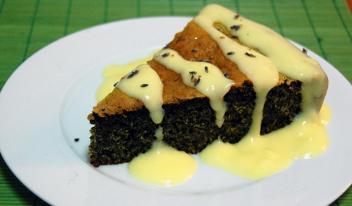 Вкусный пирог с маком в домашних условиях