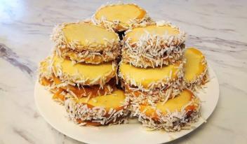 Восхитительное печенье «Альфахорес»