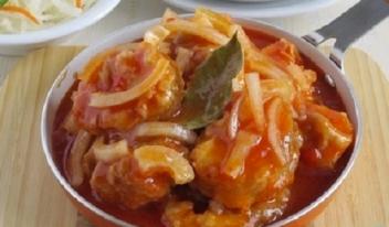 Жареная рыбка в кисло-сладком маринаде: пошаговый рецепт
