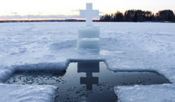 19 января 2020 - Крещенский Сочельник и Крещение