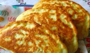 Бюджетный рецепт закусочных мини-пирогов на кефире