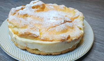 «Большой эклер» - фантастически вкусный десерт для праздничного стола