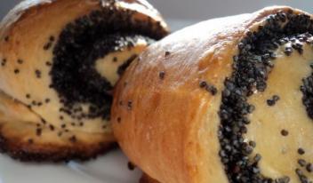 Идеальный рецепт булочек с маком