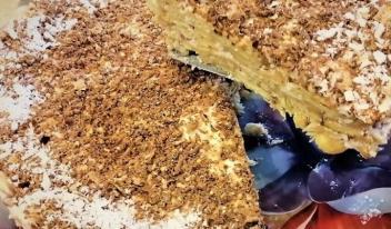 Лёгкий рецепт вкусного торта без выпечки