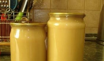 Оригинальный рецепт пюре для сластён, из яблок и сгущённого молока