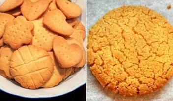 Печеньки «Sable breton» - «Сабле»