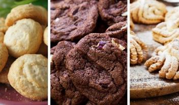 Подборка самых лучших рецептов домашнего печенья