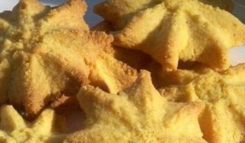 Проверенный рецепт вкусного песочного печенья