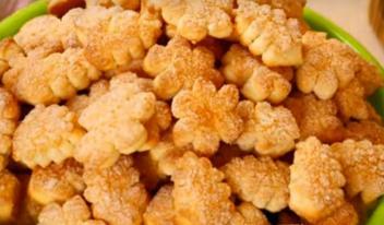 Рецепт ароматного, рассыпчатого печенья