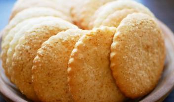 Сахарное печенье за 20 минут!