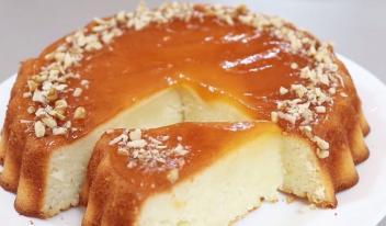 Самый быстрый рецепт румяного пирога - коврижки