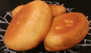 Вкуснейшие жареные пирожки