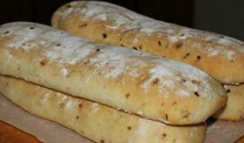 Вкусный, нежный и воздушный итальянский хлеб «Чиабатта»