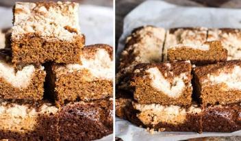 Вкусный пирог «Пряничный» с имбирем и корицей