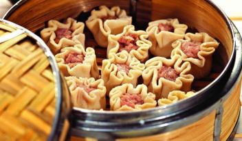 Рецепт азиатских пельмешек «Вонтоны» с мясом